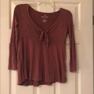 American Eagle outfitter long sleeve shirt